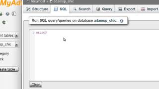 How to create a basic search bar using PHP and a mySQL database
