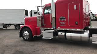 Why I bought my 2020 Peterbilt 389