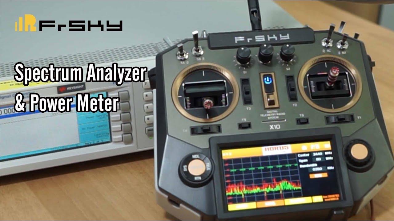 Spectrum Analyzer & Power Meter
