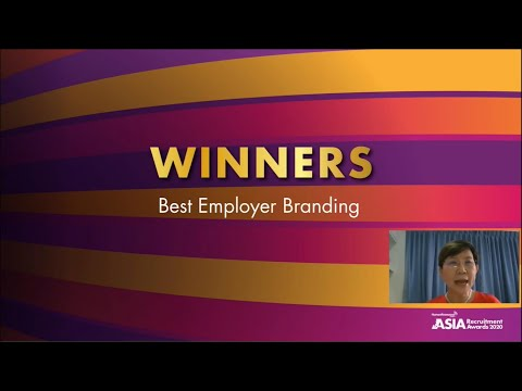 Asia Recruitment Awards 2020 (Singapore) Virtual Ceremony Highlights