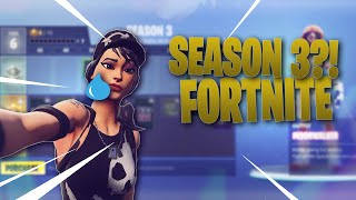 This game brought back memories of Season 3 Fortnite...