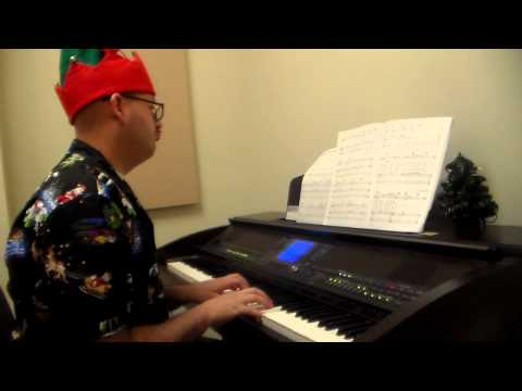 The Twelve Days of Christmas   piano and Violin