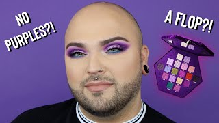 The REALEST Review Of Jeffree Star's Blood Lust Palette... + Blood lust palette GIVEAWAY!