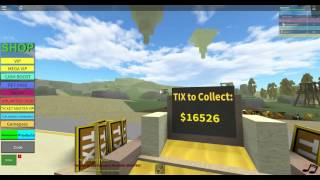 [ROBLOX: Tix Company Tycoon] - Lets Play Ep 1 - Starting our Business!