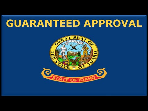 Idaho State Car Financing : Get Online Approval On Bad Credit Auto Loans With Guaranteed Lower Rates