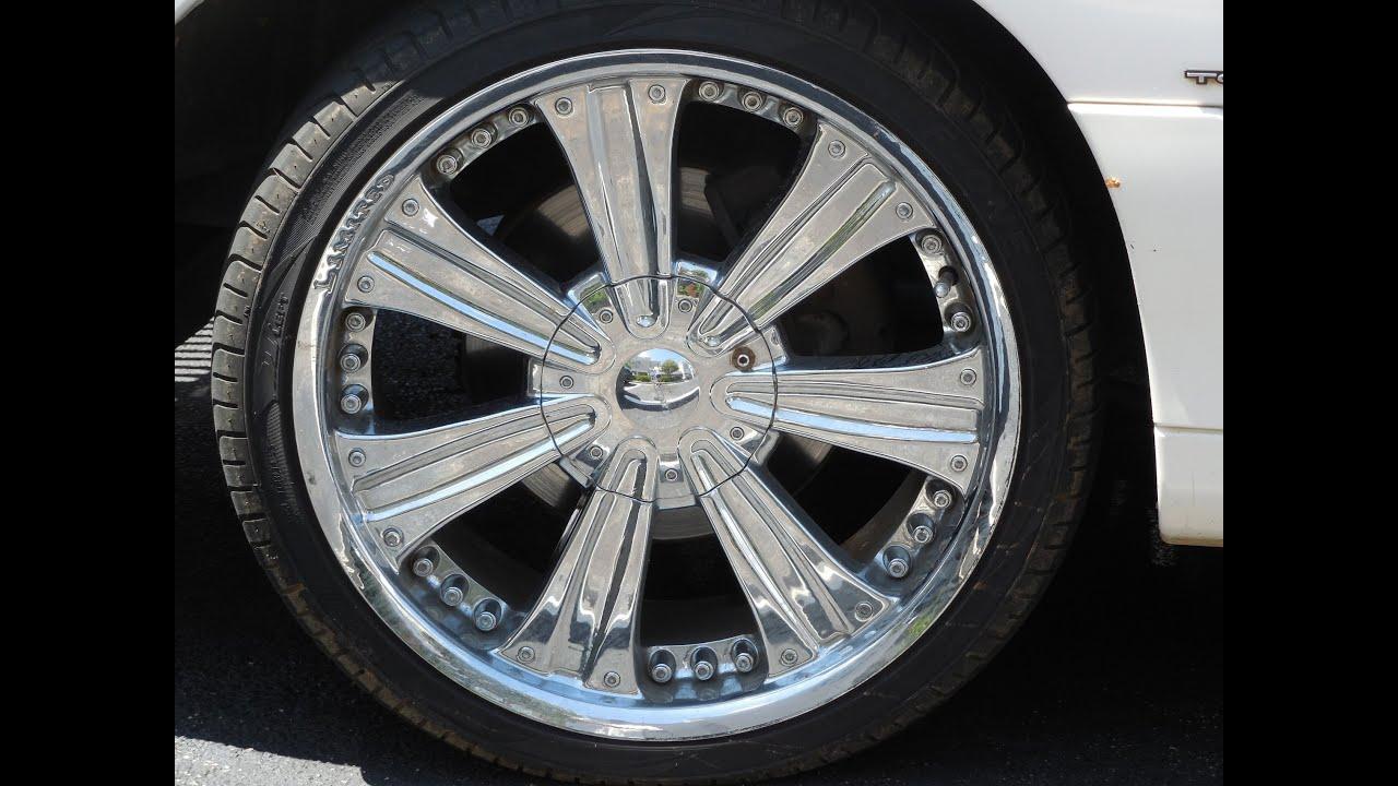 fancy car wheels rims and styles