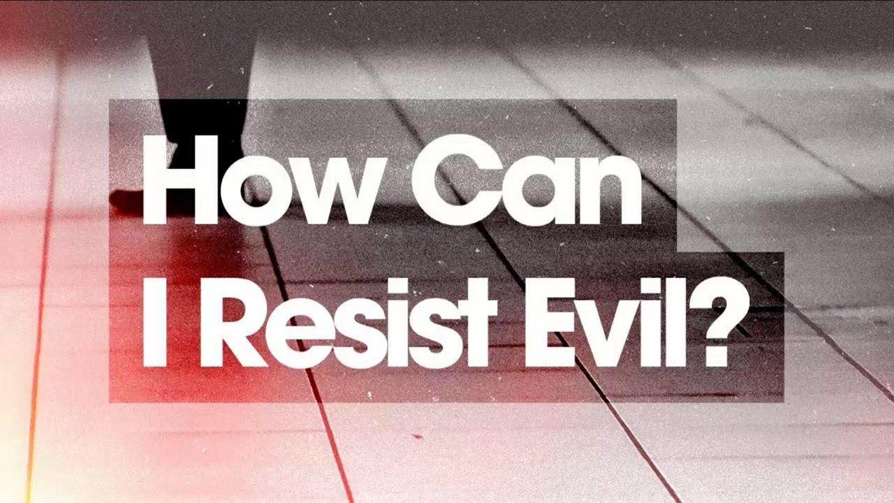 Alpha How Can I Resist Evil  YouTube