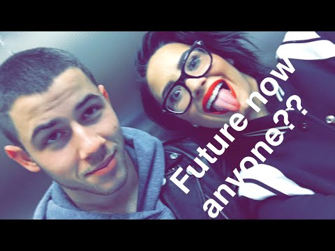 Demi Lovato | Snapchat Videos | March 16th 2016 | ft Nick Jonas