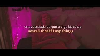 Katelyn Tarver -Feel Bad (Lyrics/Letra en Español)