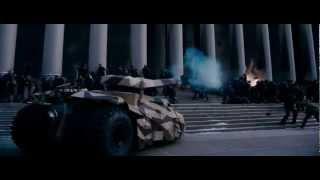 Il Cavaliere Oscuro - Il ritorno (2012) | Trailer italiano | HD