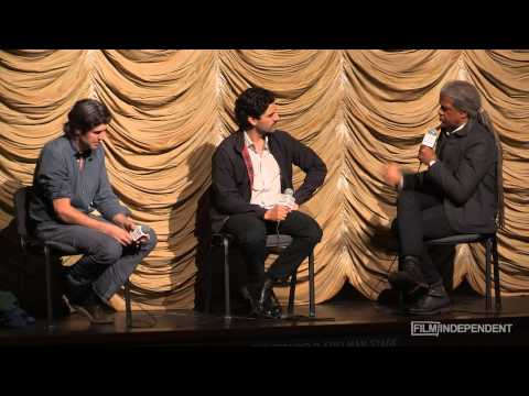 Oscar Isaac, J.C. Chandor  A Most Violent Year Q&A Highlights