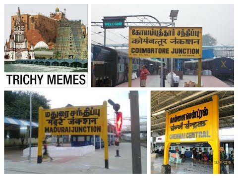 TAMILNADU 4 BIG CITIES