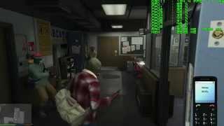Grand Theft Auto V 1920X1080 v.high (fxaa) GTX 970 @1.5Ghz CORE i7-860 @4GHz