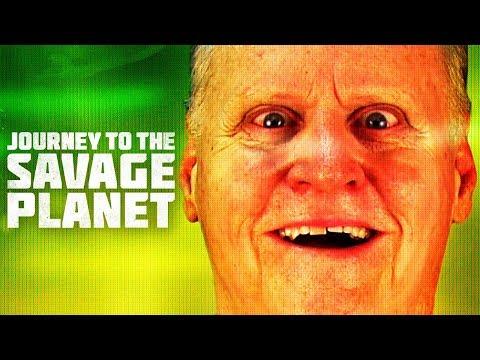САЛФЕТКИ ДЛЯ МОЗГОВ ► Journey To The Savage Planet #5