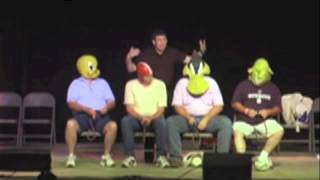 Alan Sands Hypnotist 12: Balloon Popping