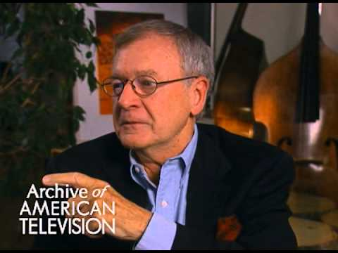 Bill Daily discusses his puppet that wouldn't talk routine  EMMYTVLEGENDS.ORG