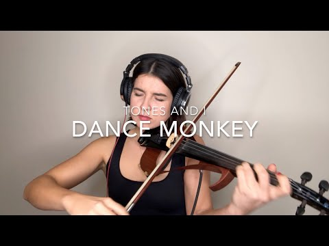 Dance Monkey- Tones and I - Violin Cover- Barbara Krajewska