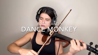 Download Dance Monkey- Tones and I - Violin Cover- Barbara Krajewska