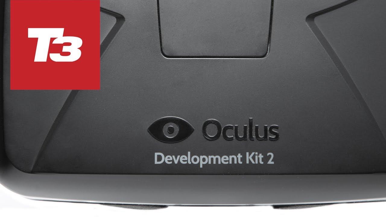 Oculus Rift 2 hands-on review