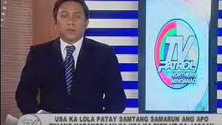 TV Patrol Northern Mindanao - November 13, 2014