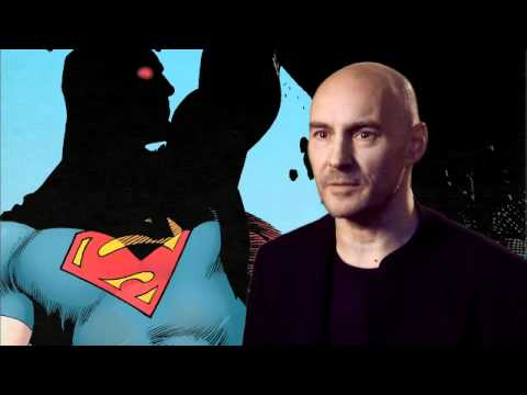 Grant Morrison on Superman #3