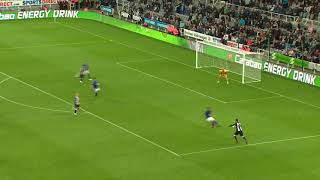 Newcastle United v Leicester City highlights