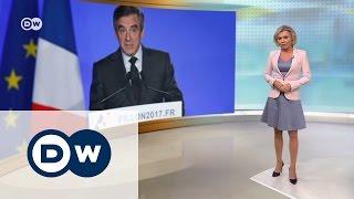 Скандальный поворот предвыборной кампании во Франции   DW Новости (01 03 2017)