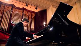 Dmitry Shishkin – Polonaise in A flat major Op. 53 (second stage)