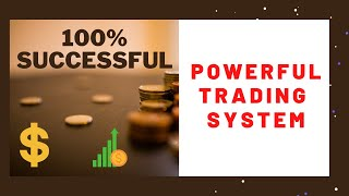 Intraday Trading System | Day Trading Strategy | Options Trading | 100% Successful System