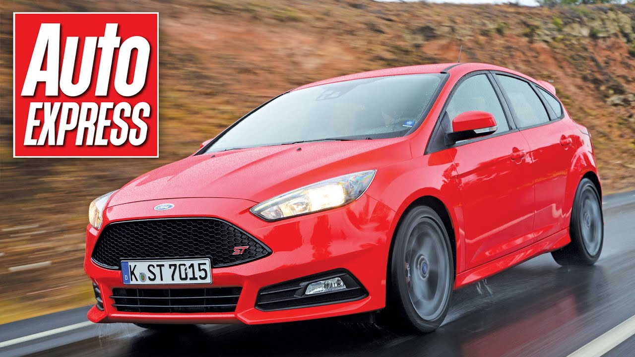 Ford Focus ST sel review