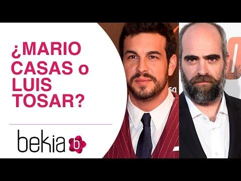 ¿Mario Casas o Luis Tosar? ¿Con quién se quedan los famosos?