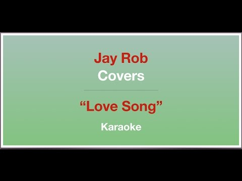 Love Song - Sara Bareilles - Karaoke (piano)