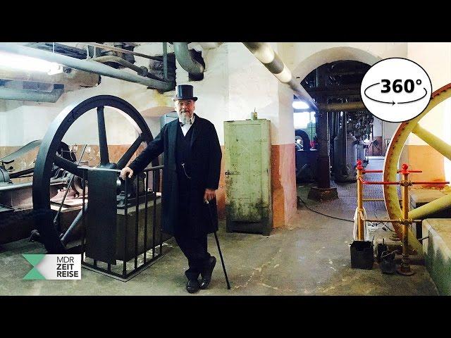 Zuckerfabrik Oldisleben | 360 VR Video | MDR ZEITREISE