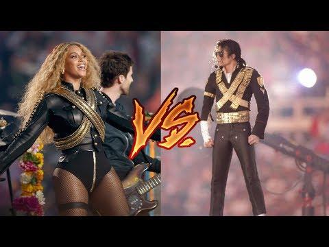 Beyonce Vs. Michael Jackson (Live Vocals,...