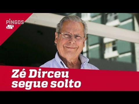 Quando José Dirceu vai voltar para a cadeia?