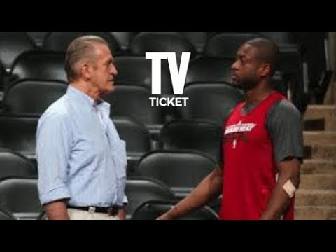 DETAILS ON HOW DWYANE WADE AND PAT RILEY SQUASHED THEIR BEEF ALLOWING A HEAT REUNION!