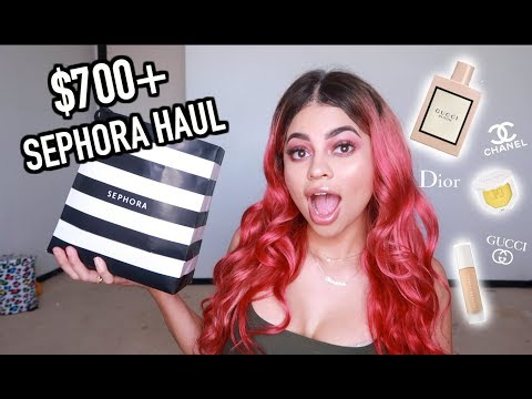 I WASTED $700+ AT SEPHORA..HAUL
