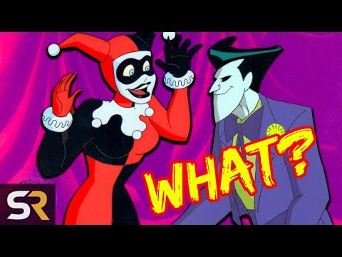 The Dark Truth about The Joker And Harley Quinn