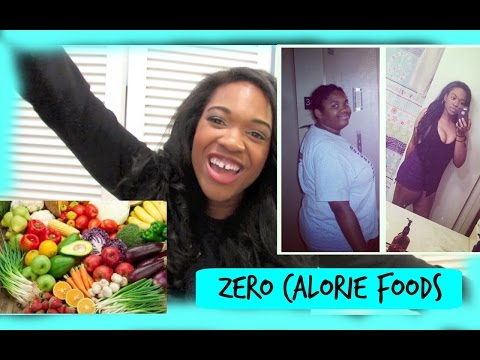 ZERO CALORIE FOODS TO EAT FOR WEIGHT LOSS