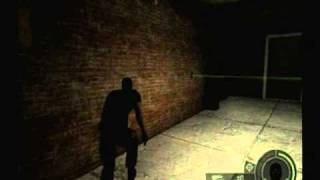 Splinter Cell Double Agent JBA Headquarters - Part One, Mission 3, Part 1 of 2, Expert Diff., PS2