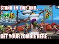 Zombie Tsunami Everybody Wants To Have A Zombie Todo El Mundo Quiere Tener Un Zombi