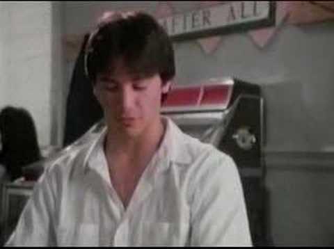 Keanu Reeves 1986
