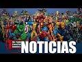 Sony rechazó los personajes de Marvel, Zack Snyder fue despedido de Warner y más // Noticias #074
