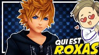 Qui est ROXAS ? ( de Kingdom Hearts ) 💗 | ICONES