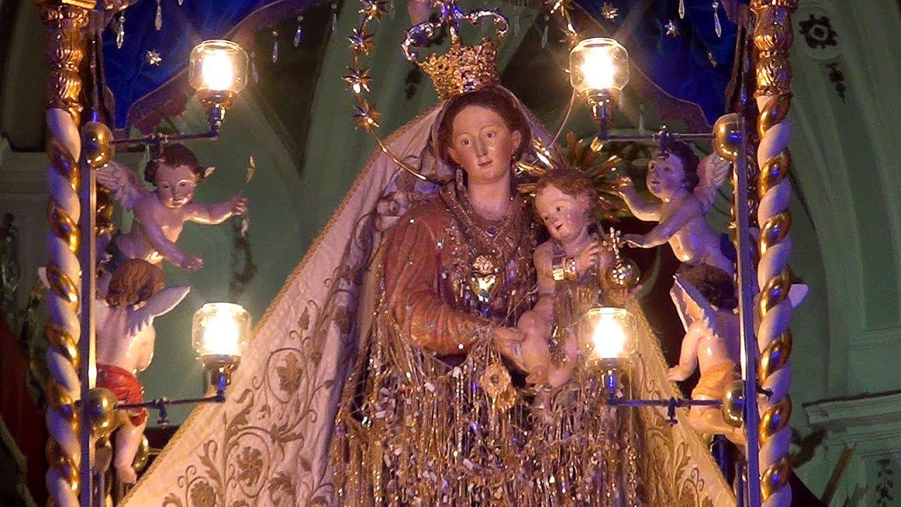 Festa Madonna dei Miracoli a Mussomeli - (8- 9- 2019)