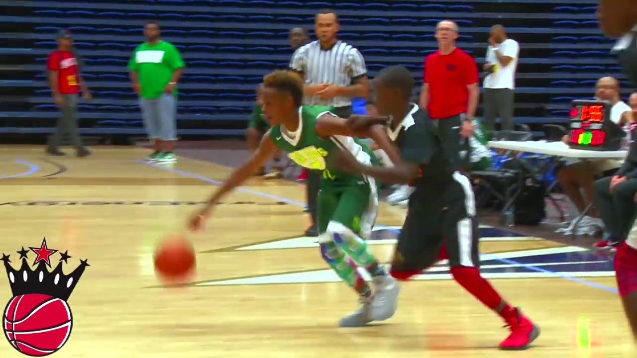 24bd0deeede2 LeBron James Jr is BECOMING A BEAST Dru Joyce Shooting Stars Classic Mixtape