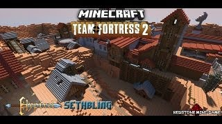 Minecraft: TF2 - Dustbowl - PvP Server - 32 player slots!