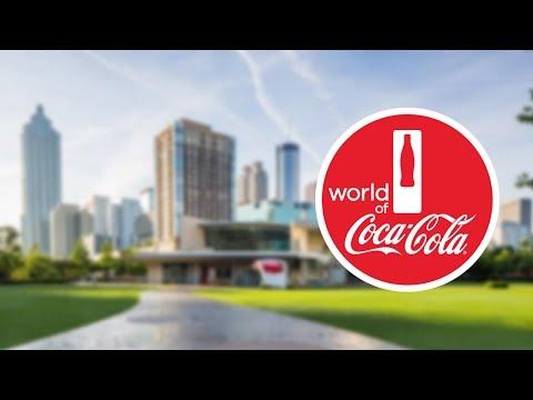 [DAY 2] | Atlanta | The World of Coke
