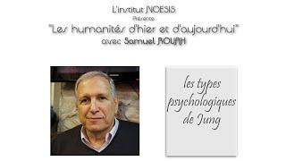Les types psychologiques de Jung