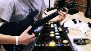 Jordan - Guitar Hero Warriors of Rock 100% FC
